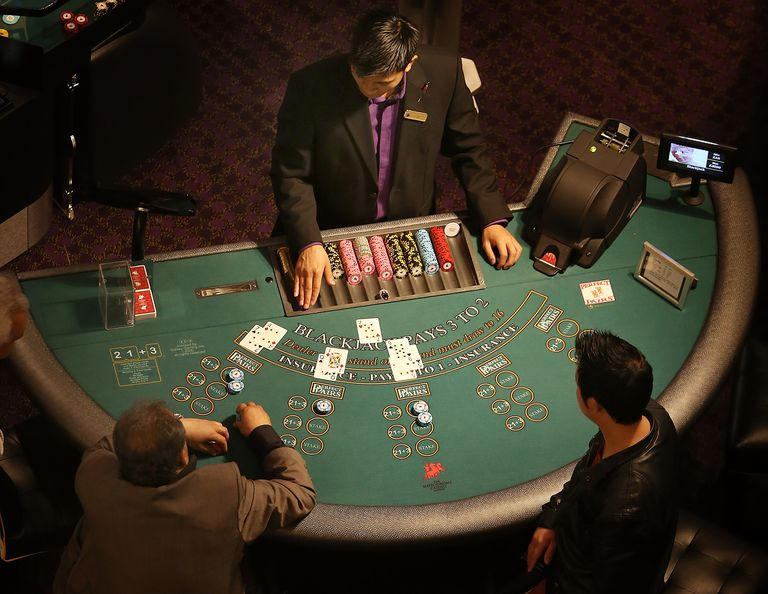 How does a casino deal with card counters